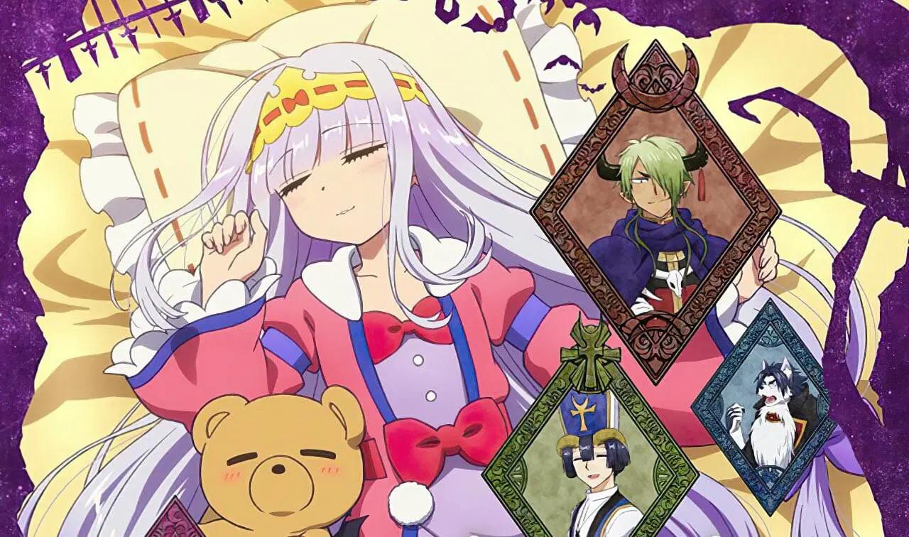 manga SLEEPY PRINCESS IN THE DEMON CASTLE