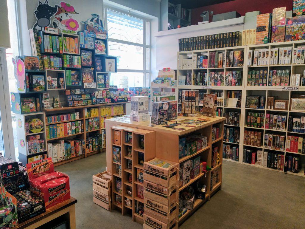 shop magasin jeux descartes bordeaux jeux de société