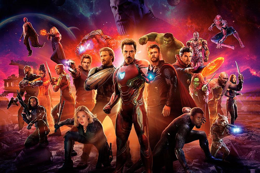 avengers infinity wars film