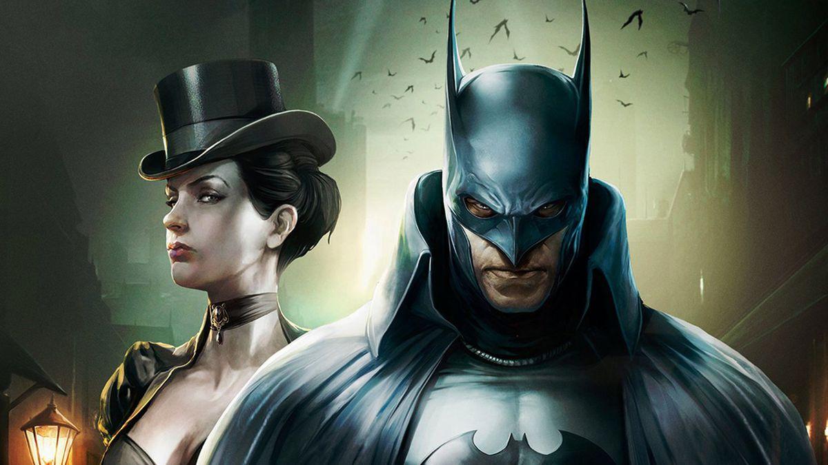 batman : gotham de gaslight film