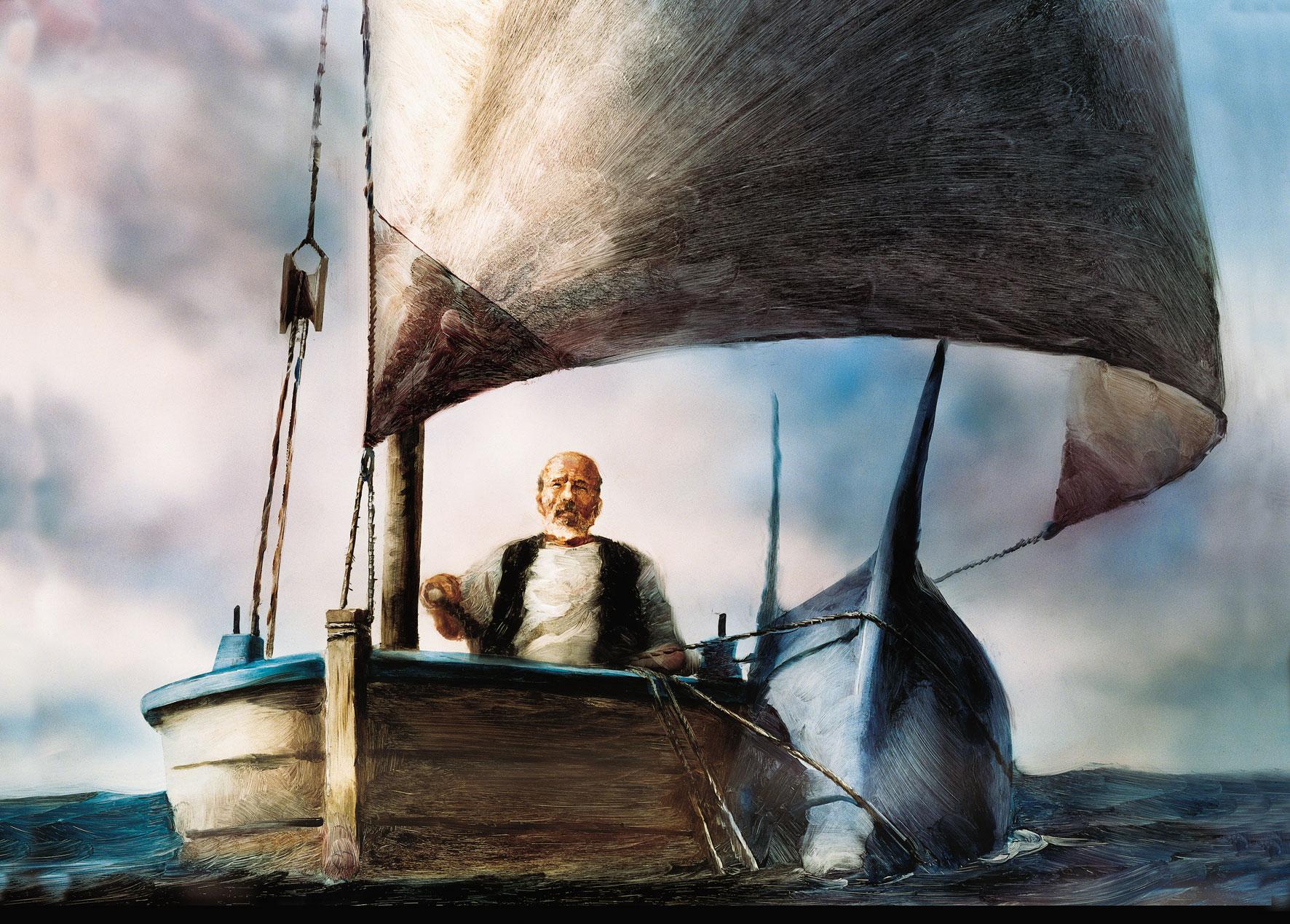 le vieil homme et la mer livre hemingway