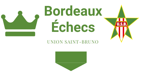 logo association bordeaux echecs