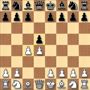 queen's gambit coup aux echecs